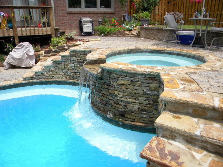 Swimming Pool Renovations Davidson Hardscapes